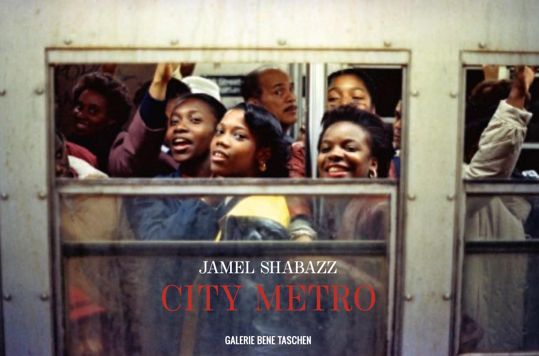 Jamel Shabazz  -  City Metro