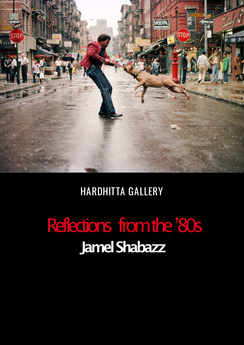 Jamel Shabaz - Reflections from the 80's